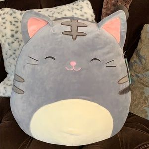 "NWT KellyToy Squishmallows Tally 16"" 🐈"